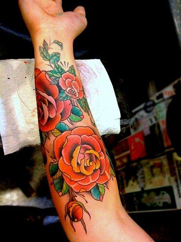 tatuajes antebrazos foto130