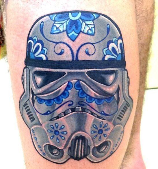 foto tatuaje calavera 459