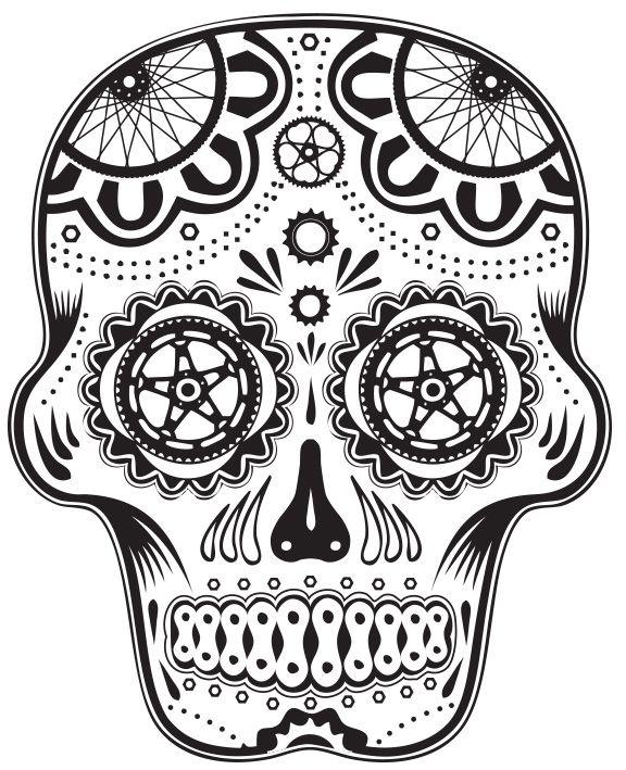 tatuaje calavera mexicana 92