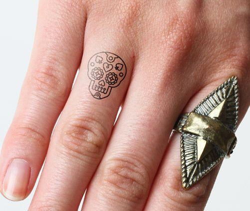 tatuaje calavera mexicana 98