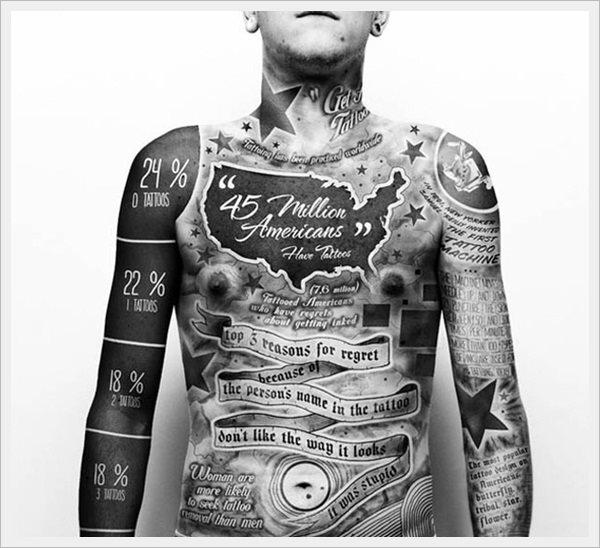 Ideas de tatuajes masculinos para hombres