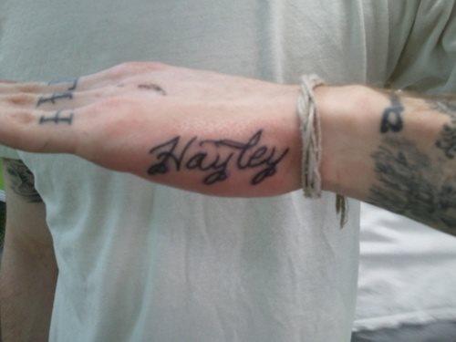 Tatuajes De Nombres Y Frases Cortas Varios Tipos De Letras