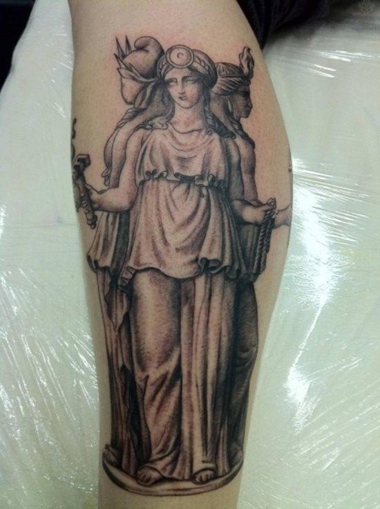 tatuaje pagano 333