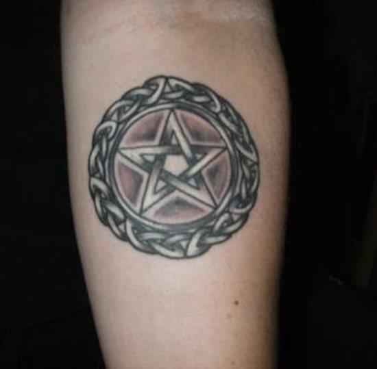 tatuaje pagano 345