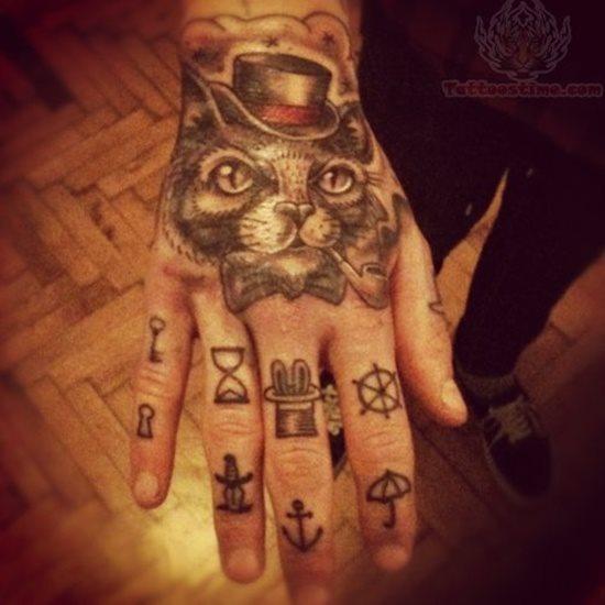 tatuaje reloj arena 327