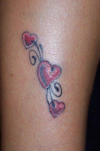 tatuaje amor love 1011