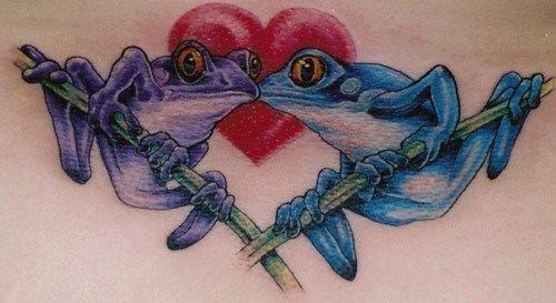 tatuaje amor love 1079