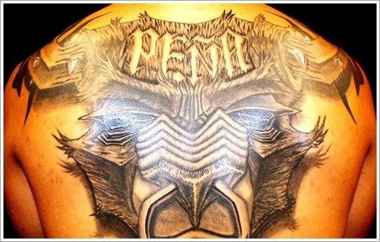 tatuaje toro 106