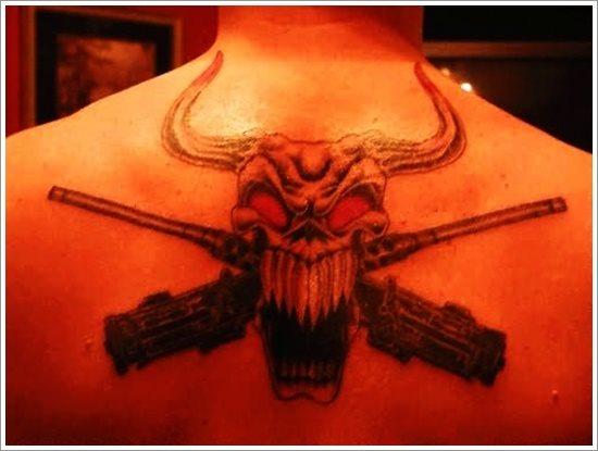 tatuaje toro 125