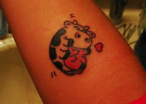 tatuaje vaca 324