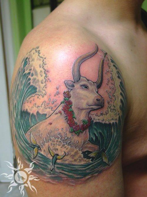 tatuaje vaca 326