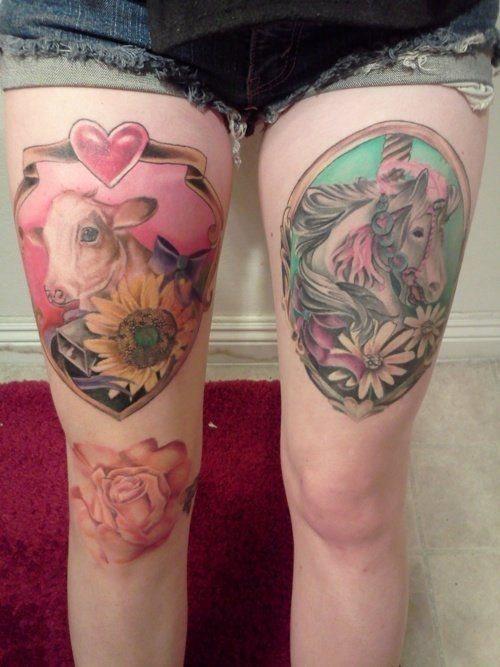 tatuaje vaca 331