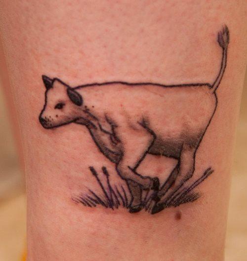 tatuaje vaca 342