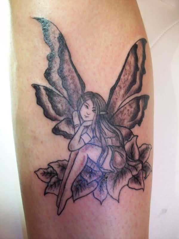 250 Tatuajes De Hadas De Todos Los Estilos