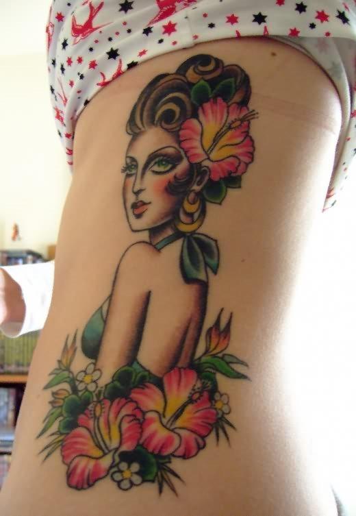 Tatuajes Hawaianos O También Llamados Polinesios