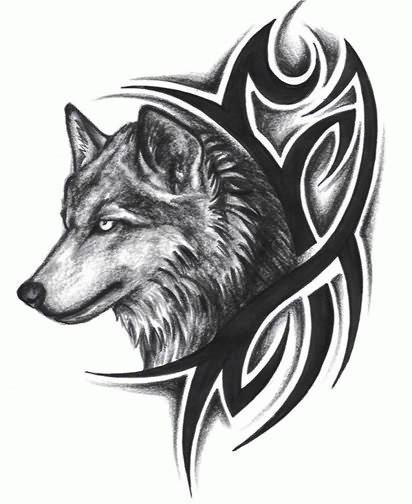 199 Magníficas Fotos Con Tatuajes De Lobos