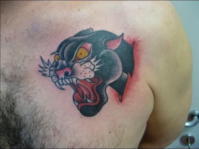 83 Tatuajes De Panteras Y Otros Grandes Félidos