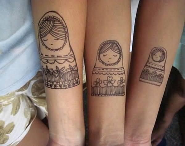 106 Tatuajes De Parejas Enamorados O Prometidos