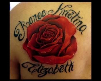 Tatuajes Esplendidos De Rosas 140 Tatuajes Florales
