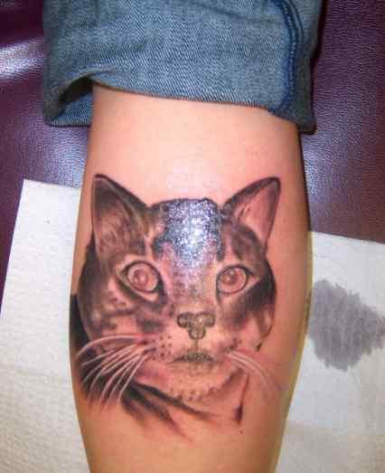 115 De Los Mejores Tatuajes De Gatos