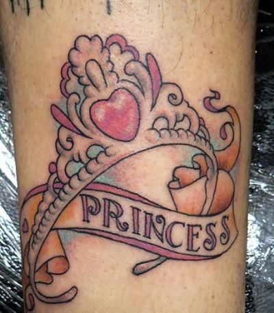 145 Tatuajes De Coronas De Reyes Y De Princesas