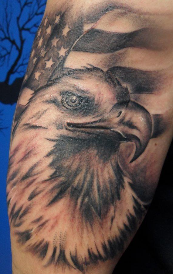 139 Tatuajes De águilas Y Otras Aves Rapaces