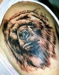 125 Tatuajes De Osos Reales Y De Peluche