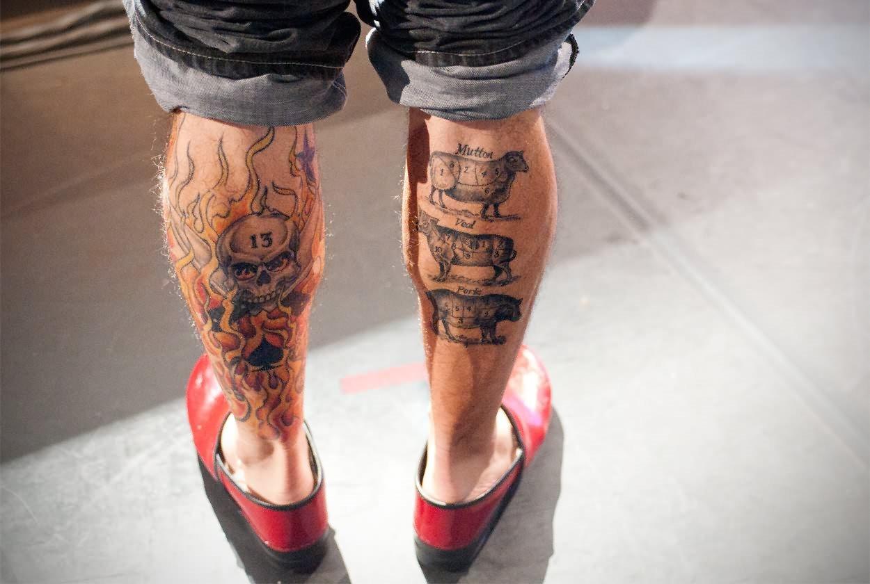 151 Tatuajes En La Pierna Con Muchos Motivos Diferentes