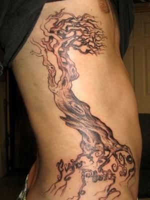 53 Tatuajes Para El Costado O Para Las Costillas