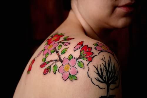 Mas De 200 Tatuajes Con Flores De Diferentes Especies