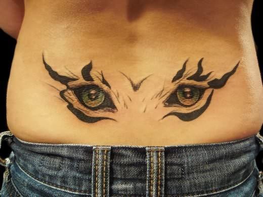 150 Tatuajes De Ojos Reales Horus De Gato Y Más