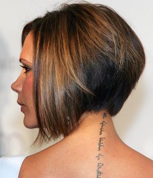 88 Tatuajes En La Nuca O Cerca Del Cogote