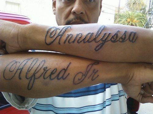 Antebrazo 169 Tatuajes Para Todos Los Gustos