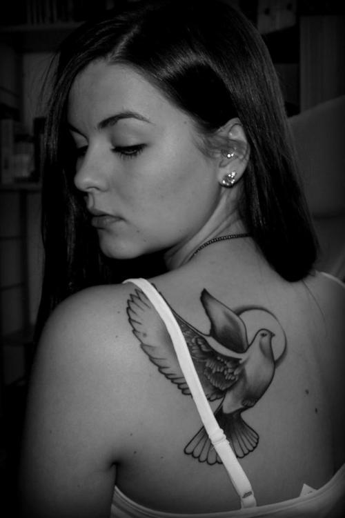 300 Diferentes Y Buenos Tatuajes En La Espalda