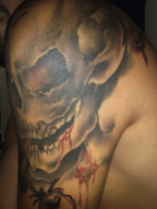 160 Tatuajes En El Hombro Que Te Gustaran Mucho - Tatuajes-diseos-para-mujeres-en-el-hombro