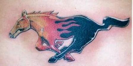149 Diseños Y Tatuajes Con Caballos De Pura Raza