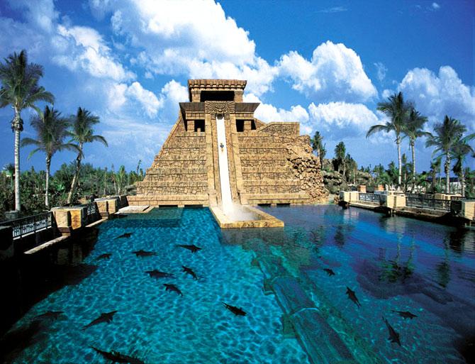Las piscinas más impresionantes