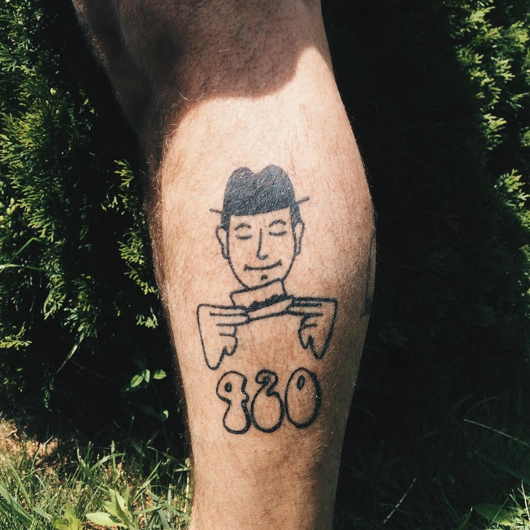 tatuaje cannabis310