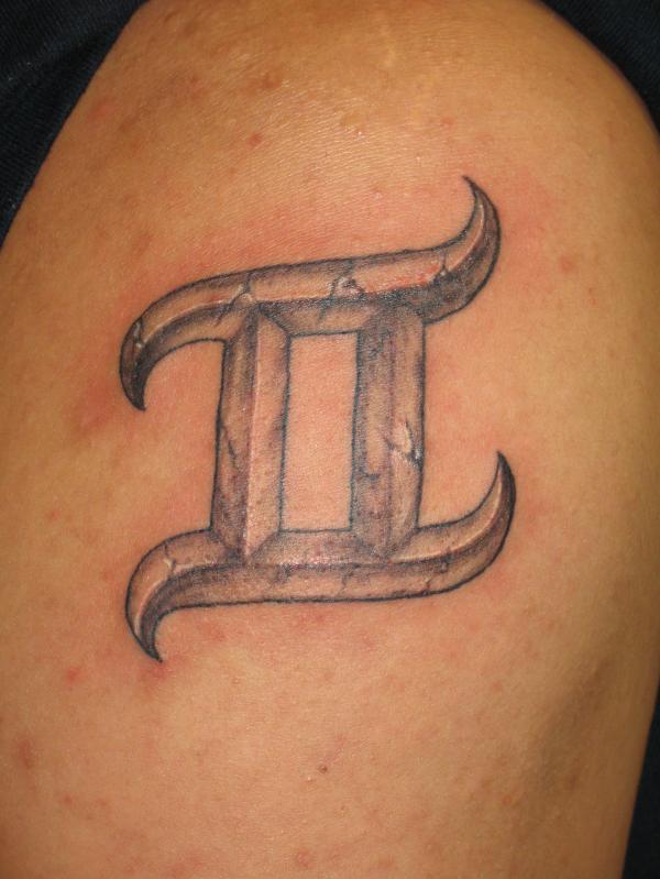 tatuaje Geminis130