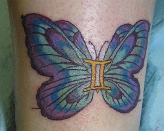 tatuaje Geminis134