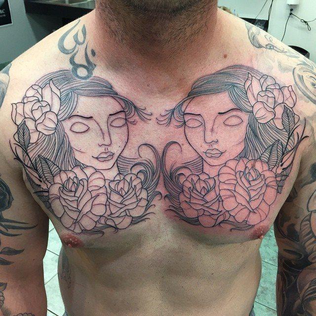 tatuaje Geminis137