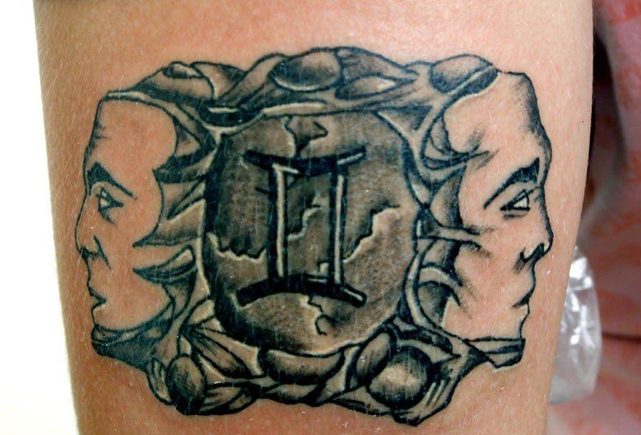 tatuaje Geminis147