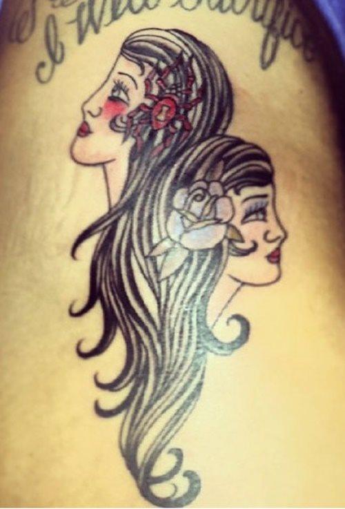 tatuaje Geminis153