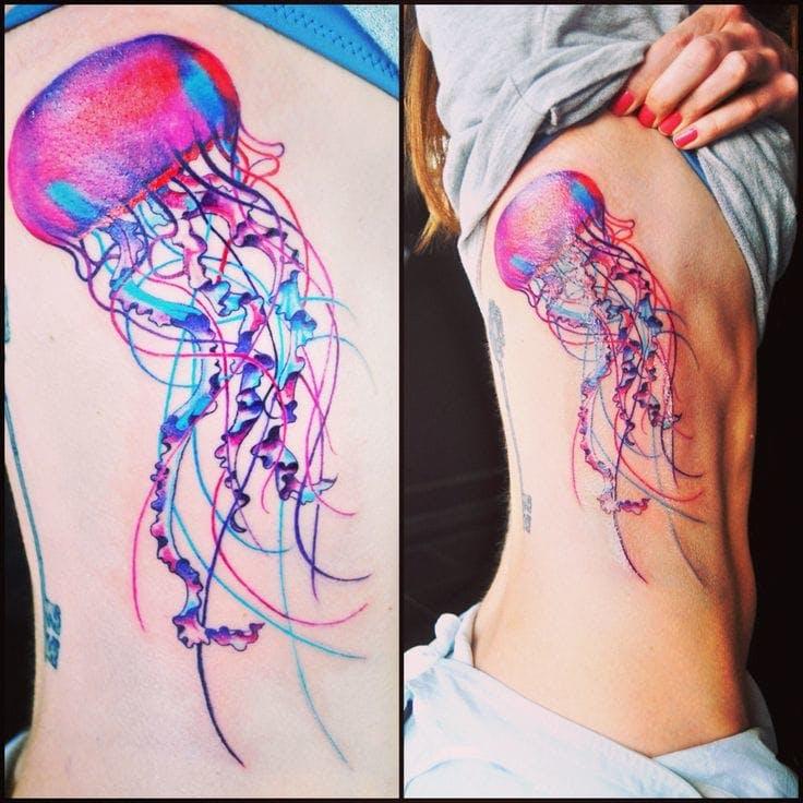 tatuaje Medusa127