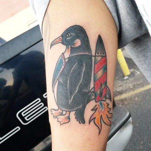 tatuaje Pinguino121