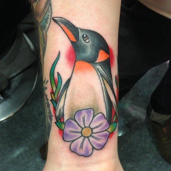 tatuaje Pinguino139