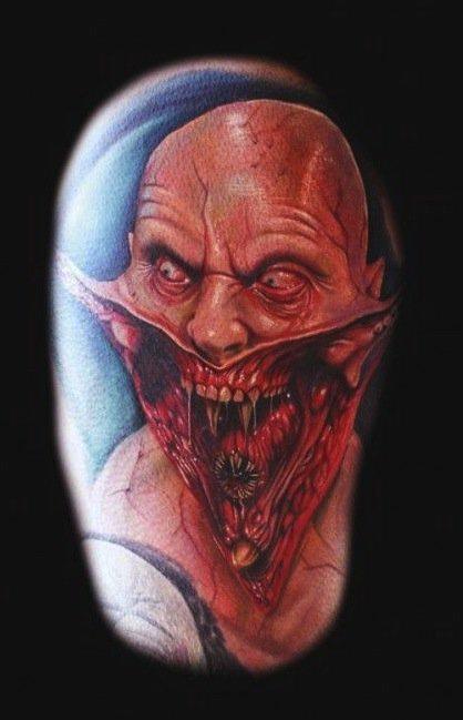tatuaje Vampiros128