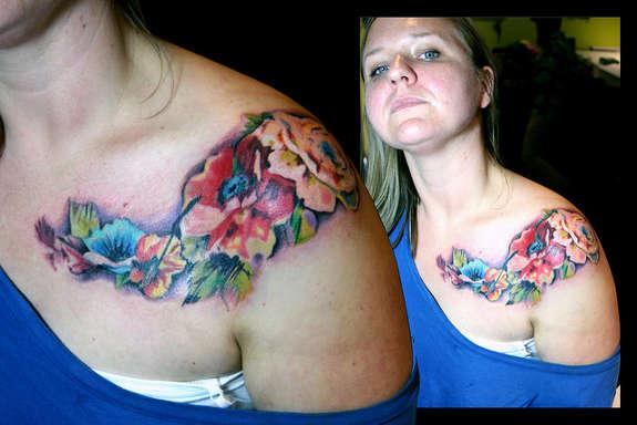 tatuaje Omoplato125