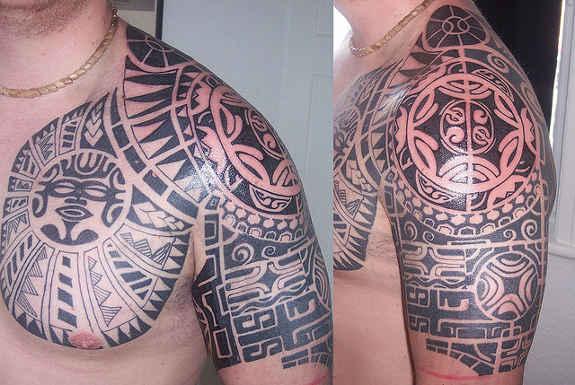 tatuaje Omoplato128