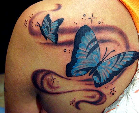 tatuaje Omoplato154